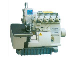 M3300-5/FF6-60H super high speed five-thread overlock machine for ex-heavy fabric