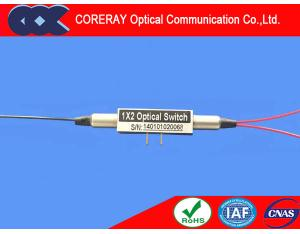 1x2 solid-state fiber optical switch