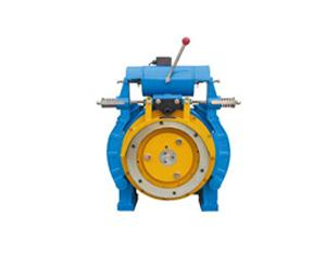 YTW24Permanent Magnet Synchronous Gearless Traction Machine