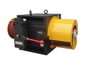 Permanent Magnet Synchronous Roller Gearless Traction Machine