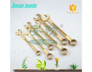 non sparking combination wrench,combination spanner