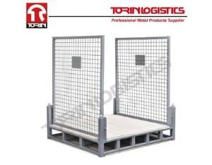 Customized Platform wire mesh container for cage