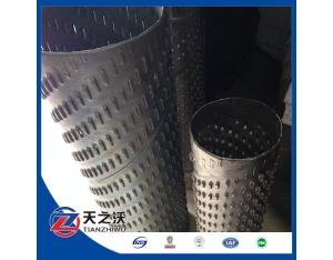 12inch Low Carbon Steel Galvanized Bridge Slotted Water Well Screens