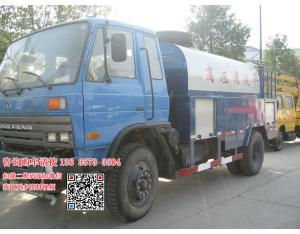 Dongfeng 10000L high pressure flushing truck
