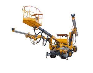 Drill Jambo TZ2 double-boom hydraulic rock drill jumbo