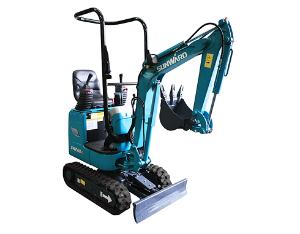 Mini Hydraulic Excavator  SWE08B