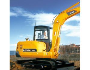 Excavator   FR60