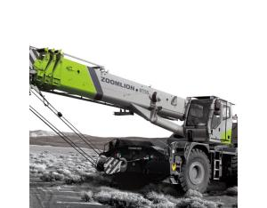 Rough-Terrain-Crane RT55
