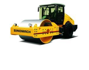 Mechanical single drum roller LSS323/321
