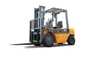 CHL brand 2-3.5t Diesel / Gasoline / LPG Counterbalanced Forklift Trucks