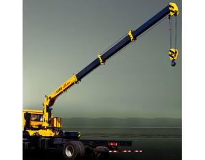 Truck-mounted crane with telescopic boom SQ6.3SK3Q