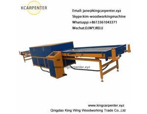 Vacuum Membrane Press Machine for PVC door skin