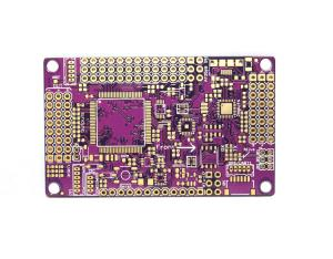 Printed Circuit Boards with purple soldermask Multilayer PCBs