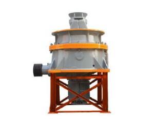 Single-cylinder hydraulic cone crusher