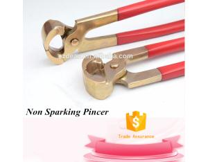 anfang 2137- Carpenter's pincers non-sparking L=200 mm
