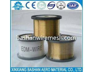 High performance EDM semihard wire