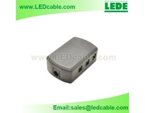 LED Junction Box with DC Socket