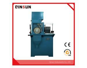 Rubber wheel abrasive wear test machine