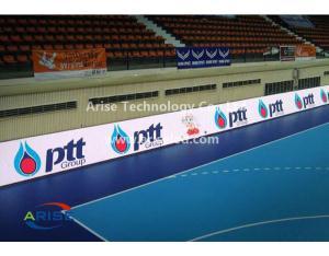 P8mm P10mm P12mm P16mm football stadium advertising led display /High Brightness Sports Events Led D