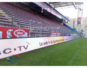 ARISELED P5 P6 P8 P10 P12 P16 Indoor outdoor Sport Perimeter Stadium LED displaY,