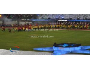 Sports Ground Waterproof LED Display,led electronic football scoreboards /Sport Perimeter Stadium