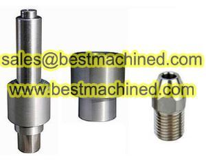 CNC milling machining precision parts
