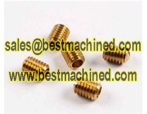 CNC bronze working parts