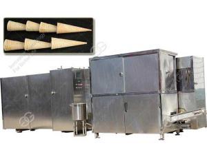Waffle Ice Cream Cone Production Line
