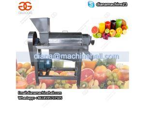 Stainless Steel Fruit Juicing Machine