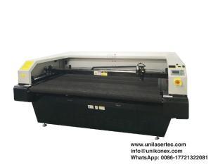 UL-VC180100 Digital Printed Sportswear Laser Cutter