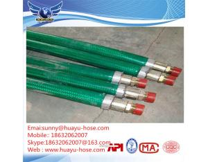 Fireproof BOP Hose for High Pressure Media Delivery