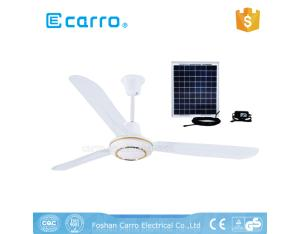 Carro top selling dc brushless motor 12v ceiling fans