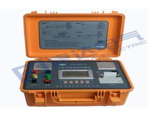 A Intelligent Digital large Earth Grounding grid Resistance Tester