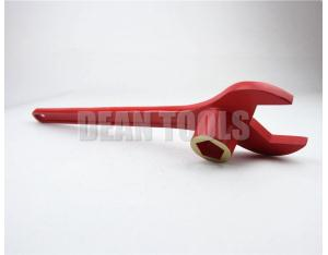 DEAN TOOLS 2126 NON SPARKING FIRE HYDRANT WRENCH , 59MM, 430MM,