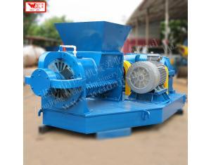 Waste rubber crushing machine Weida Machinery Helix Crushing Machine