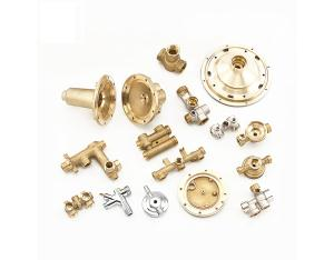 Supply ISO Certified Machining Brass Valve Fitting Parts