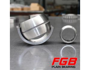 Made in China  GE100ES-2RS spherical plain bearing rod end bearing