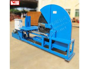 guillotine for rubber cutting machineWeijin rubber machinefaster and well-distributed