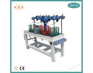supply textile machine12 Spindle High Speed Lace Braiding Machine