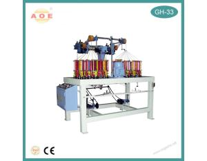 China factory supply 33 Spindle High Speed Lace Braiding Machine