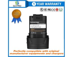 Cellularmega 10.8v 3.0Ah Li-ion Replacement Battery for Makita BL1013 Makita BL1014 Battery 194550-6