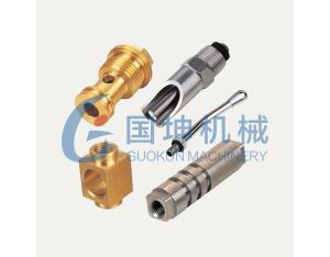 China Brass Components factory