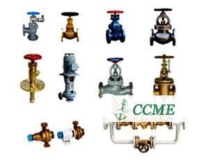 Industrial Valves and Marine valves