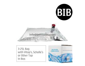 Fully-automatic BIB With Vitop Scholle Tap Bag in Box Filling System