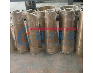 China Bronze Casting Crusher Parts