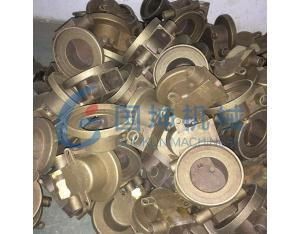 China Bronze Investment Casting