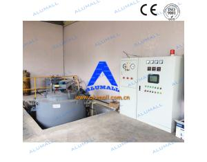 Bogie Hearth Extrusion Die Nitriding Furnace