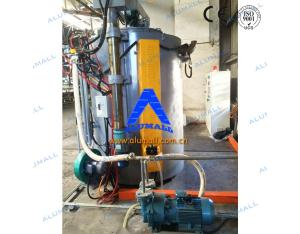 China Mainland Industrial Pit Type Controlled Gas Extrusion Die Nitriding Furnace