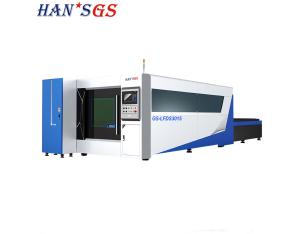 500W 700W 1500W Industrial full automatic stainless steel fiber cutting machine