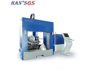 New Design CNC Sheet Metal Lampshade Laser Cutting Machine For Lightings
